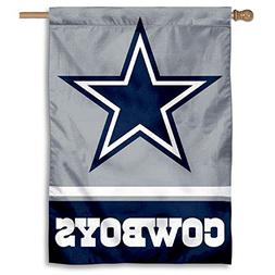 NFL Dallas Cowboys House Flag and Banner
