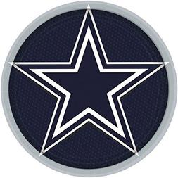 """NFL Dallas Cowboys 9"""" Luncheon Plates  - Party Supplies"""