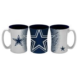 NFL Dallas Cowboys Mocha Mug, 14-ounce,