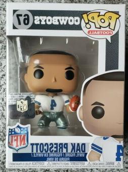 NFL Dallas Cowboys Funko POP! Sports Dak Prescott Vinyl Figu