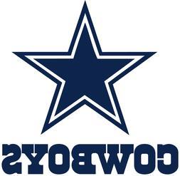 NFL Dallas Cowboys Vinyl Decal for Truck Car Window Sticker