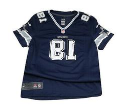 Nike NFL Dallas Cowboys Women Jersey Navy Blue Austin #19