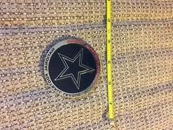 Nice Dallas Cowboys Star Auto Emblem Mint