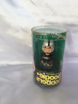 Oakland Raiders BOOGIE BOBBER NEW in Package Bobble Head Fig