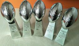 Set 5Pcs Trophy Dallas Cowboys Championship Super Bowl Troph