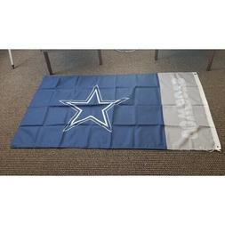 Dallas Cowboys Star Flag Banner New 3x5 Ft