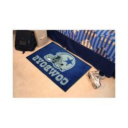 Dallas Cowboys Starter Mat Blue