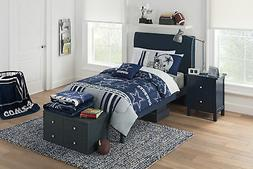 Bedding Set Twin Size Dallas Cowboys Track Bed In A Bag With