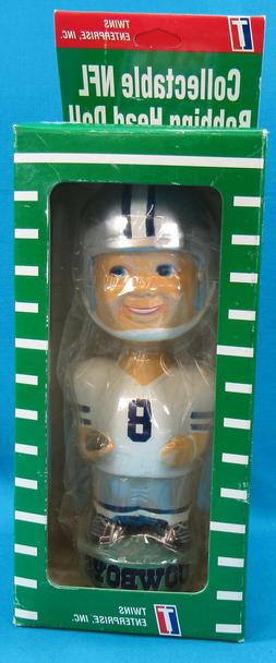 Twins Enterprise Inc. Collectable NFL Bobblehead Troy Aikman