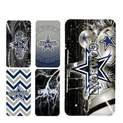 wallet case Dallas Cowboys iphone 7 iphone 6 6+ 5 7 X XR XS